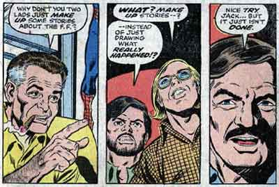 Image result for Stan lee roy thomas young